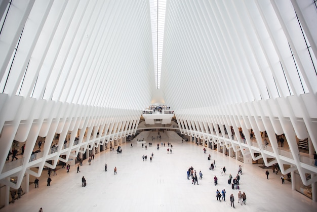 The oculus building