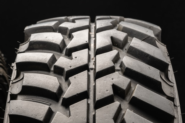 Off-road tire protector from suv class