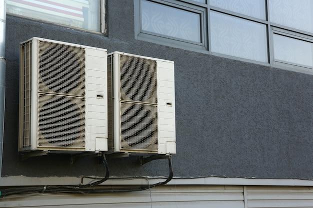 オフィス用エアコンの換気・冷房・暖房用