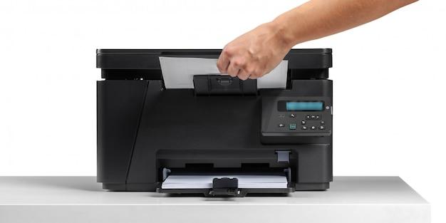 Office desktop printer