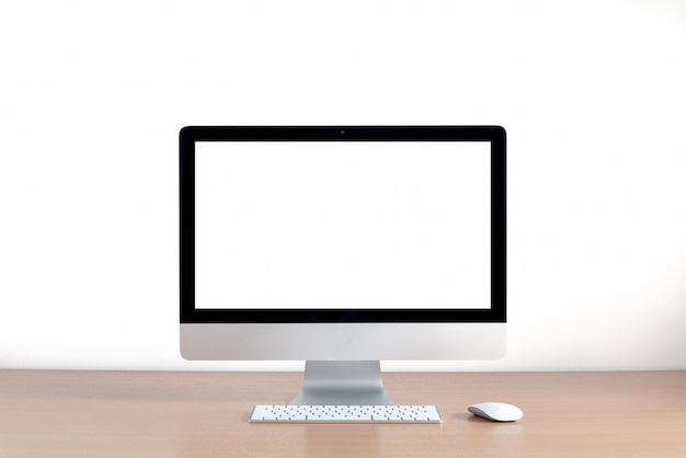 Office monitor computer