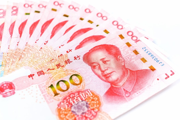 Official currency of china. renminbi, abbreviation rmb. chinese money.