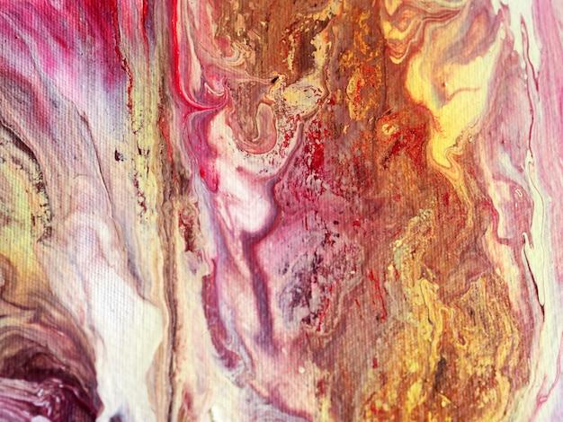 Oil paint colorful colors natural luxury.