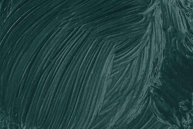 テクスチャード加工された油絵の具ストローク