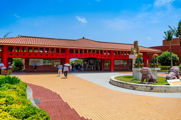 Okinawa world is okinawa prefecture foremost theme park and presents the local