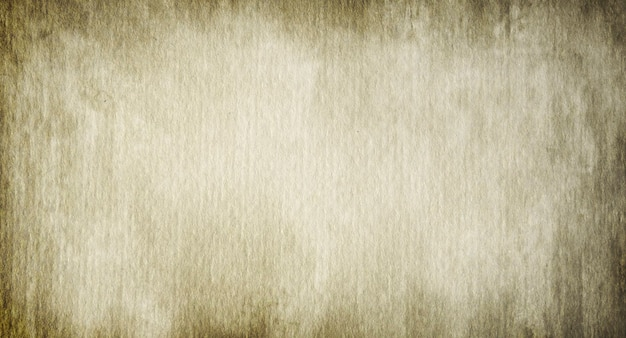Old abstract painted background with space for text and faded worn center, vintage green color
