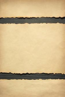 木製の古い古紙