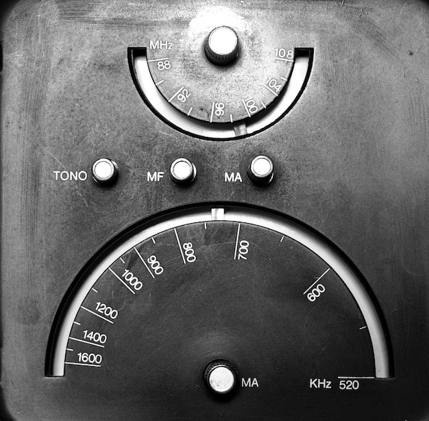 Oldam-60年代のfmラジオチューナー
