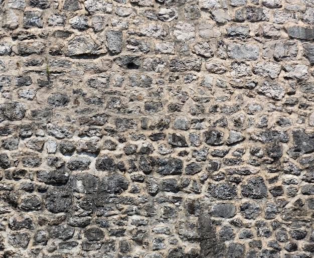Старые древние каменные стены фон