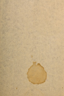Старинная бумага с пятнами