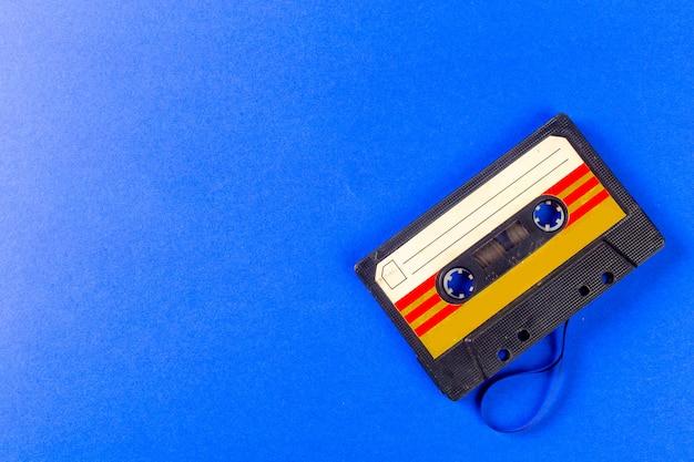 Старая аудиокассета