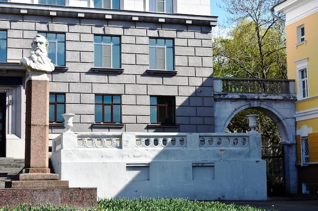 오래 된 아름 다운 건축입니다. 니즈니 노브고로드
