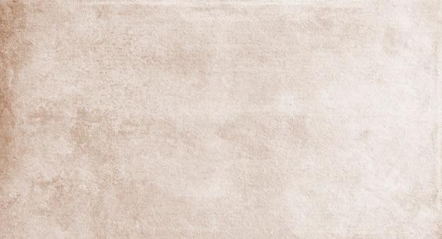 Старый бежевый гранж-фон, текстура бумаги