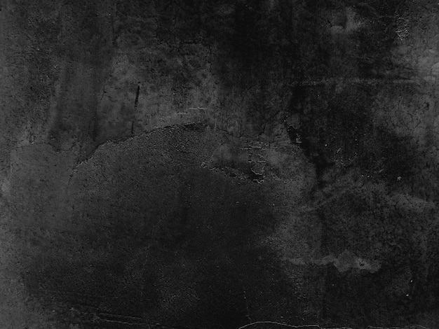 Old black background. grunge texture.  blackboard chalkboard concrete