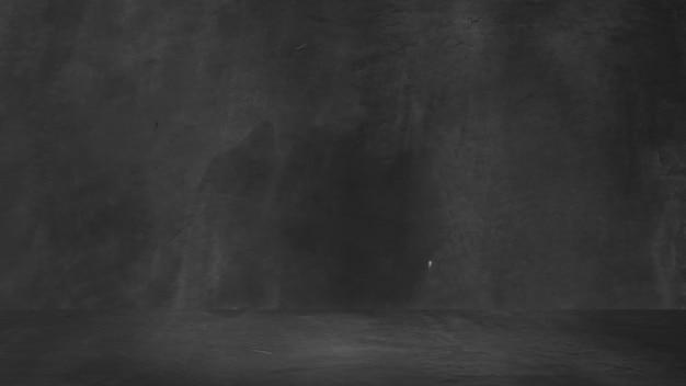 Old black background. grunge texture. blackboard chalkboard concrete.
