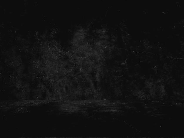 古い黒の背景。