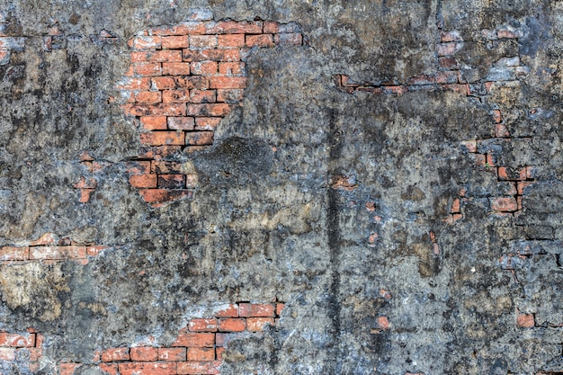 Old black brick abstract. brick wall background. grunge brick wall texture. dark grey brick wall. brick wall pattern