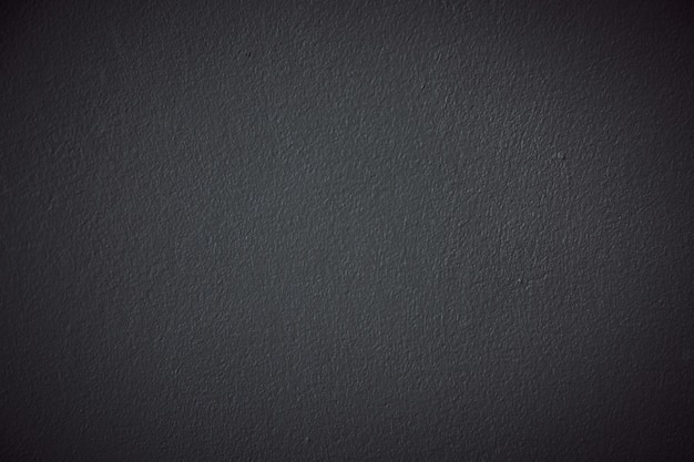 Old black grunge and rough wall plaster texture for background