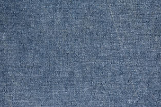 Old blue textile pattern