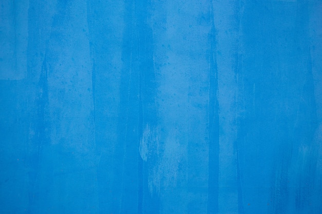 Old blue wall texture background.