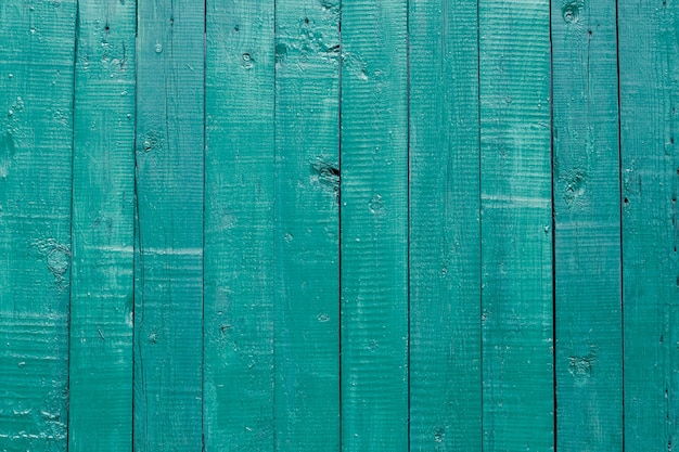 Old blue wooden texture