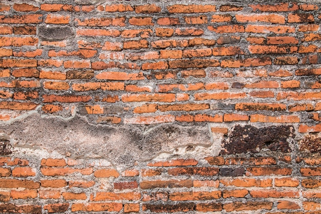 Old brick dirty walls background texture. abstract