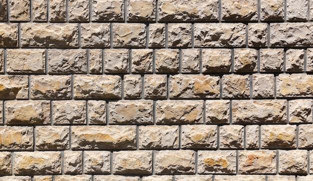 Старый кирпич каменная стена фон