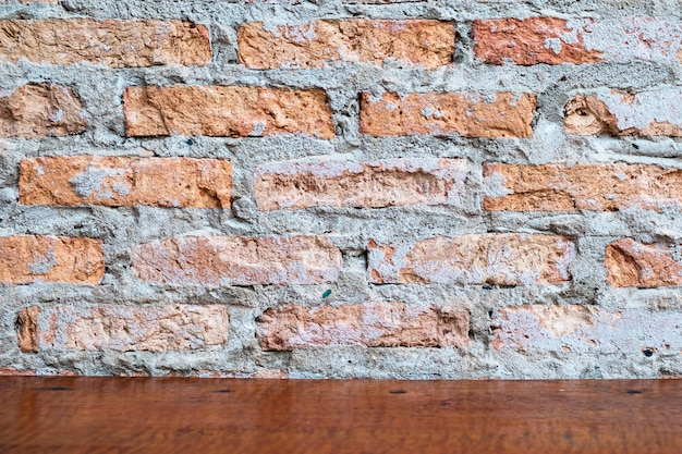 Old brick wall back ground
