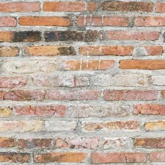 Старая кирпичная стена текстура фон