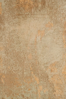 Old brown concrete background with cracks
