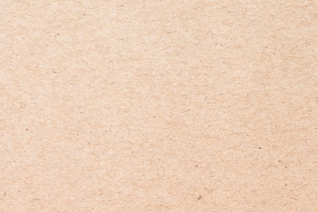 Old of brown craft paper box texture for background