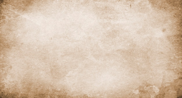 Old brown grunge background, brown vintage paper texture for design and place for text