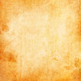 Старый коричневый гранж-фон, грубая винтажная текстура бумаги для дизайна, место для текста Premium Фотографии