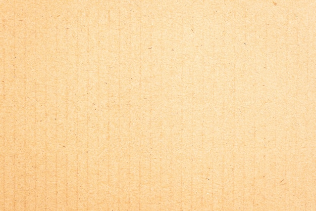 Old of brown paper box texture