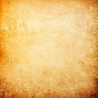 Old brown paper texture, rusty background  stains for design