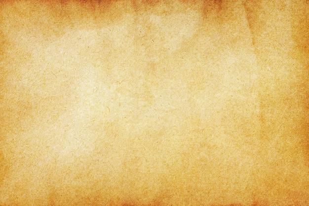 Old brown paper texture for surface.