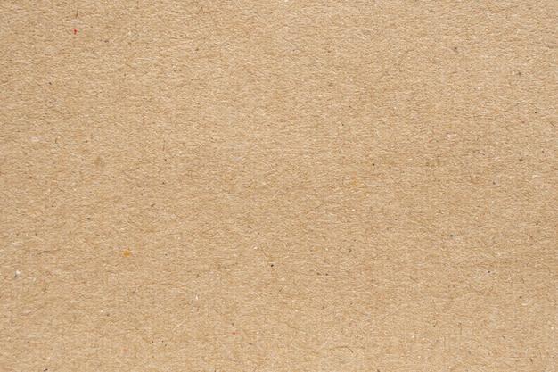 오래 된 갈색 재활용 골 판지 종이 질감 배경