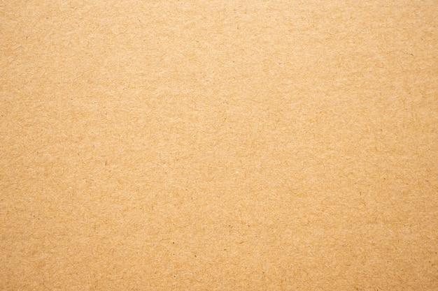 오래 된 갈색 재활용 된 에코 종이 질감 골 판지 배경