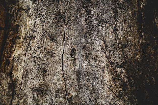 Old brown rustic dark grunge wooden timber texture