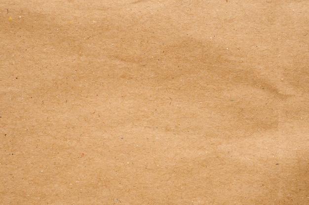 오래 된 갈색 빈티지 종이 질감 배경