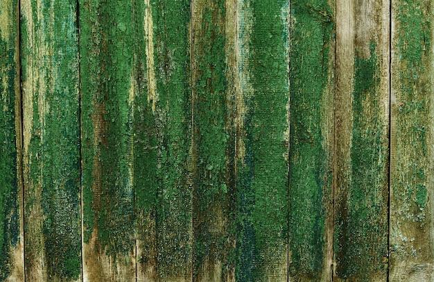古い茶色の木のテクスチャの背景。水平配置。