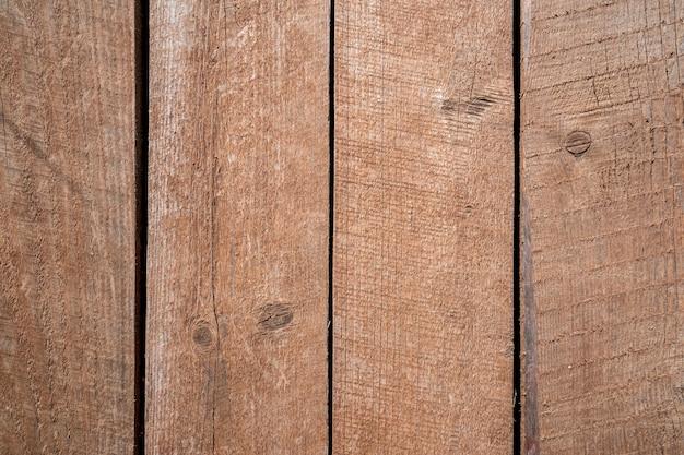 오래 된 갈색 나무 벽 자세한 배경 사진 텍스처
