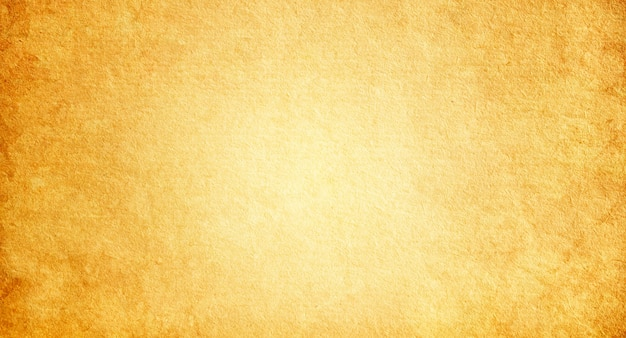 Old brown and yellow paper background with copy space and space for text