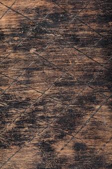 Старые сгоревшие поцарапанные деревянные текстуры фона