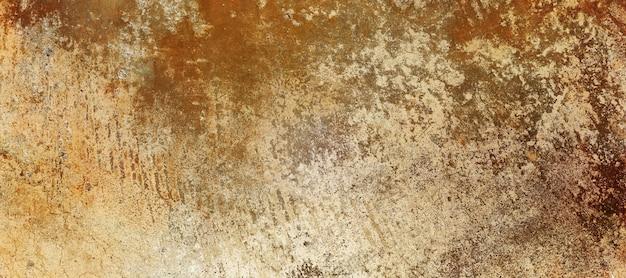 背景として古いセメントコンクリート壁