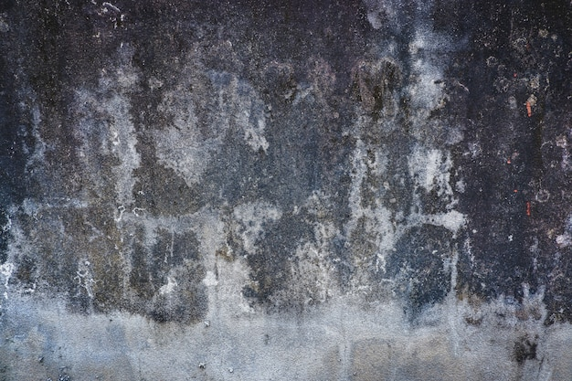 Old cement wall. texture of gray concrete. old grunge interior, vintage background.
