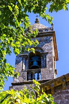 Old chapel santa susana, santiago de compostela, spain