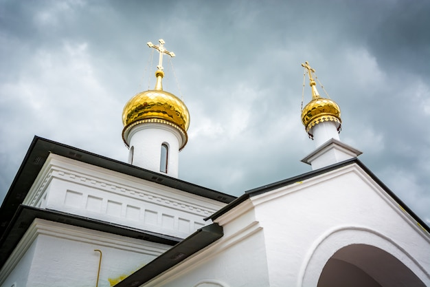 Old christian church