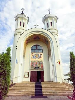 An old church in cluj-napoca, romania