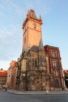 천문 시계가 있는 프라하 구시청사, 체코